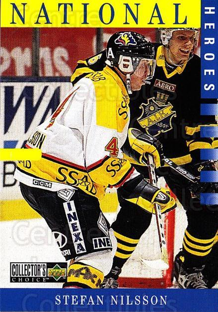 1997-98 Swedish Collectors Choice #200 Stefan Nilsson<br/>5 In Stock - $2.00 each - <a href=https://centericecollectibles.foxycart.com/cart?name=1997-98%20Swedish%20Collectors%20Choice%20%23200%20Stefan%20Nilsson...&quantity_max=5&price=$2.00&code=65041 class=foxycart> Buy it now! </a>