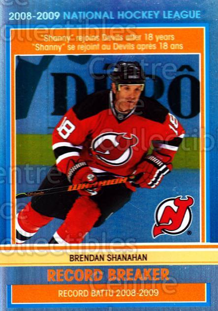 2009-10 O-pee-chee Record Breakers #9 Brendan Shanahan<br/>1 In Stock - $3.00 each - <a href=https://centericecollectibles.foxycart.com/cart?name=2009-10%20O-pee-chee%20Record%20Breakers%20%239%20Brendan%20Shanaha...&price=$3.00&code=650431 class=foxycart> Buy it now! </a>