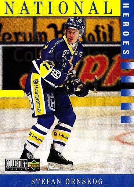 1997-98 Swedish Collectors Choice #207 Stefan Ornskog<br/>7 In Stock - $2.00 each - <a href=https://centericecollectibles.foxycart.com/cart?name=1997-98%20Swedish%20Collectors%20Choice%20%23207%20Stefan%20Ornskog...&price=$2.00&code=65046 class=foxycart> Buy it now! </a>