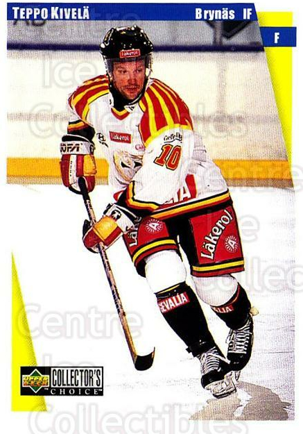 1997-98 Swedish Collectors Choice #24 Teppo Kivela<br/>11 In Stock - $2.00 each - <a href=https://centericecollectibles.foxycart.com/cart?name=1997-98%20Swedish%20Collectors%20Choice%20%2324%20Teppo%20Kivela...&quantity_max=11&price=$2.00&code=65065 class=foxycart> Buy it now! </a>