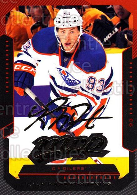 2012-13 Upper Deck MVP #15 Ryan Nugent-Hopkins<br/>1 In Stock - $2.00 each - <a href=https://centericecollectibles.foxycart.com/cart?name=2012-13%20Upper%20Deck%20MVP%20%2315%20Ryan%20Nugent-Hop...&price=$2.00&code=651808 class=foxycart> Buy it now! </a>