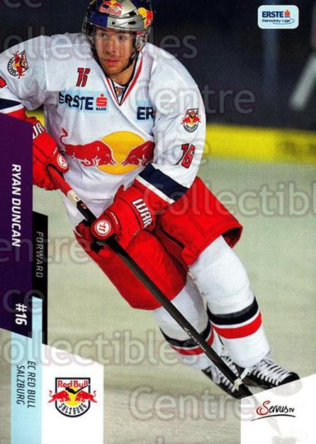 2014-15 Erste Bank Eishockey Liga EBEL #45 Ryan Duncan<br/>4 In Stock - $2.00 each - <a href=https://centericecollectibles.foxycart.com/cart?name=2014-15%20Erste%20Bank%20Eishockey%20Liga%20EBEL%20%2345%20Ryan%20Duncan...&quantity_max=4&price=$2.00&code=652068 class=foxycart> Buy it now! </a>