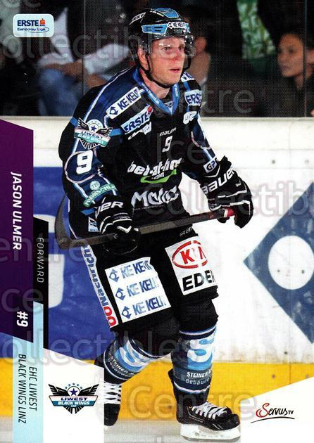 2014-15 Erste Bank Eishockey Liga EBEL #84 Jason Ulmer<br/>4 In Stock - $2.00 each - <a href=https://centericecollectibles.foxycart.com/cart?name=2014-15%20Erste%20Bank%20Eishockey%20Liga%20EBEL%20%2384%20Jason%20Ulmer...&quantity_max=4&price=$2.00&code=652107 class=foxycart> Buy it now! </a>