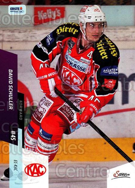 <a href=index.aspx?SetName=2014-15%20Erste%20Bank%20Eishockey%20Liga%20EBEL>2014-15 Erste Bank Eishockey Liga EBEL</a> #207 <a href=index.aspx?PlayerName=David%20Schuller> David Schuller</a><br/>3 in stock - $1.00 each - <a href=https://centericecollectibles.foxycart.com/cart?name=2014-15%20Erste%20Bank%20Eishockey%20Liga%20EBEL%20%23207%20David%20Schuller...&price=$1.00&code=652230 class=foxycart> Buy it now! </a>