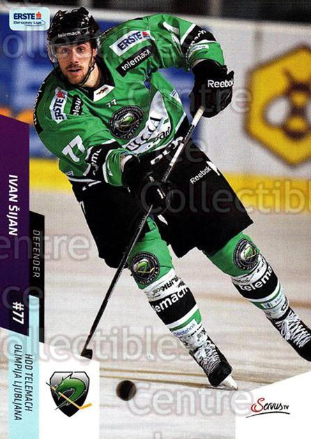 2014-15 Erste Bank Eishockey Liga EBEL #247 Ivan Sijan<br/>4 In Stock - $2.00 each - <a href=https://centericecollectibles.foxycart.com/cart?name=2014-15%20Erste%20Bank%20Eishockey%20Liga%20EBEL%20%23247%20Ivan%20Sijan...&quantity_max=4&price=$2.00&code=652270 class=foxycart> Buy it now! </a>