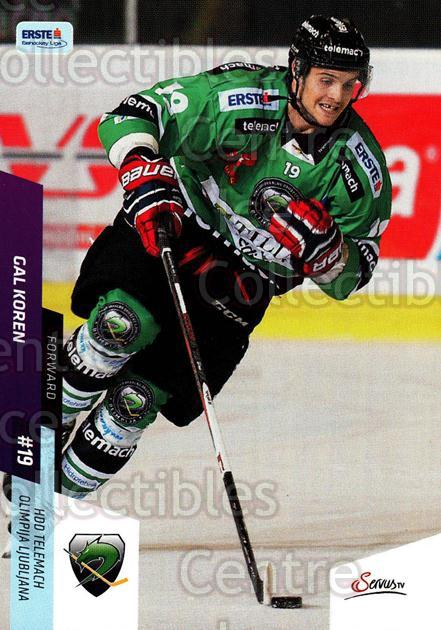 2014-15 Erste Bank Eishockey Liga EBEL #257 Gal Koren<br/>2 In Stock - $2.00 each - <a href=https://centericecollectibles.foxycart.com/cart?name=2014-15%20Erste%20Bank%20Eishockey%20Liga%20EBEL%20%23257%20Gal%20Koren...&quantity_max=2&price=$2.00&code=652280 class=foxycart> Buy it now! </a>