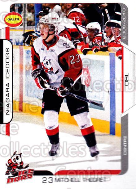 2009-10 Niagara IceDogs #18 Mitchell Theoret<br/>2 In Stock - $3.00 each - <a href=https://centericecollectibles.foxycart.com/cart?name=2009-10%20Niagara%20IceDogs%20%2318%20Mitchell%20Theore...&price=$3.00&code=652781 class=foxycart> Buy it now! </a>
