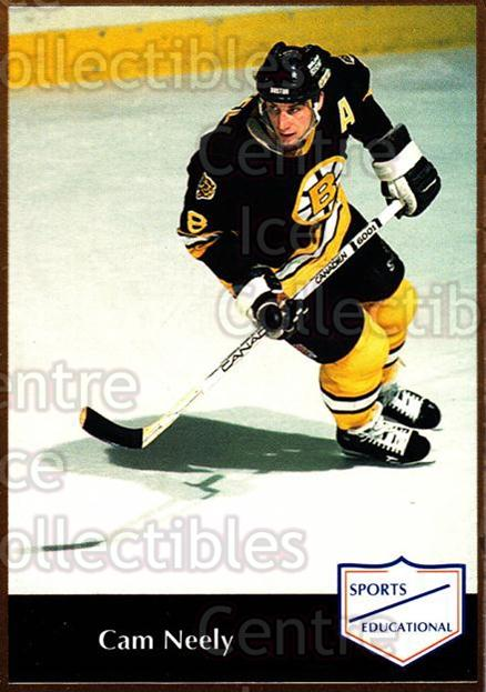 1991-92 Sports Educational #53 Cam Neely<br/>3 In Stock - $3.00 each - <a href=https://centericecollectibles.foxycart.com/cart?name=1991-92%20Sports%20Educational%20%2353%20Cam%20Neely...&quantity_max=3&price=$3.00&code=653629 class=foxycart> Buy it now! </a>