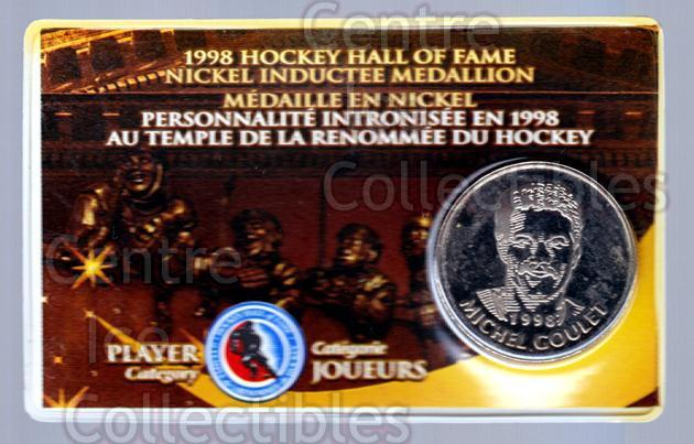 1998 Hall of Fame Medallion #2 Michel Goulet<br/>3 In Stock - $5.00 each - <a href=https://centericecollectibles.foxycart.com/cart?name=1998%20Hall%20of%20Fame%20Medallion%20%232%20Michel%20Goulet...&quantity_max=3&price=$5.00&code=653896 class=foxycart> Buy it now! </a>