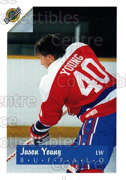 1991 Ultimate Draft #40 Jason Young<br/>4 In Stock - $1.00 each - <a href=https://centericecollectibles.foxycart.com/cart?name=1991%20Ultimate%20Draft%20%2340%20Jason%20Young...&quantity_max=4&price=$1.00&code=654100 class=foxycart> Buy it now! </a>