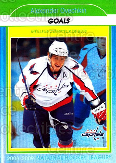 2009-10 O-Pee-Chee Stat Leaders #2 Alexander Ovechkin<br/>1 In Stock - $3.00 each - <a href=https://centericecollectibles.foxycart.com/cart?name=2009-10%20O-Pee-Chee%20Stat%20Leaders%20%232%20Alexander%20Ovech...&price=$3.00&code=654126 class=foxycart> Buy it now! </a>