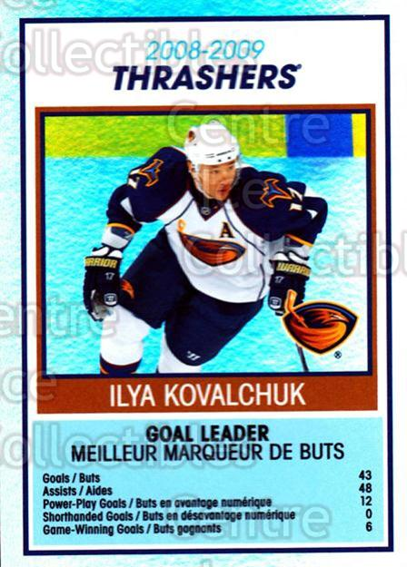 2009-10 O-Pee-Chee Team Checklists #2 Ilya Kovalchuk<br/>1 In Stock - $2.00 each - <a href=https://centericecollectibles.foxycart.com/cart?name=2009-10%20O-Pee-Chee%20Team%20Checklists%20%232%20Ilya%20Kovalchuk...&quantity_max=1&price=$2.00&code=654143 class=foxycart> Buy it now! </a>