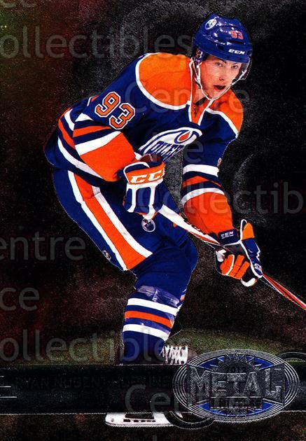 2012-13 Fleer Retro Metal Universe #3 Ryan Nugent-Hopkins<br/>1 In Stock - $3.00 each - <a href=https://centericecollectibles.foxycart.com/cart?name=2012-13%20Fleer%20Retro%20Metal%20Universe%20%233%20Ryan%20Nugent-Hop...&price=$3.00&code=654273 class=foxycart> Buy it now! </a>