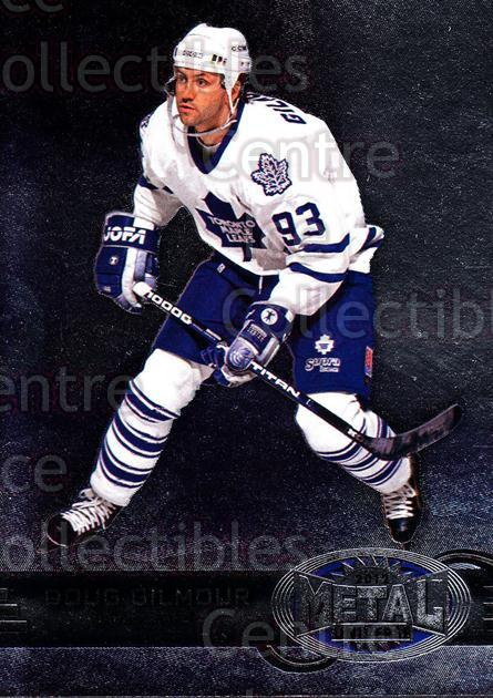 2012-13 Fleer Retro Metal Universe #15 Doug Gilmour<br/>1 In Stock - $3.00 each - <a href=https://centericecollectibles.foxycart.com/cart?name=2012-13%20Fleer%20Retro%20Metal%20Universe%20%2315%20Doug%20Gilmour...&quantity_max=1&price=$3.00&code=654285 class=foxycart> Buy it now! </a>