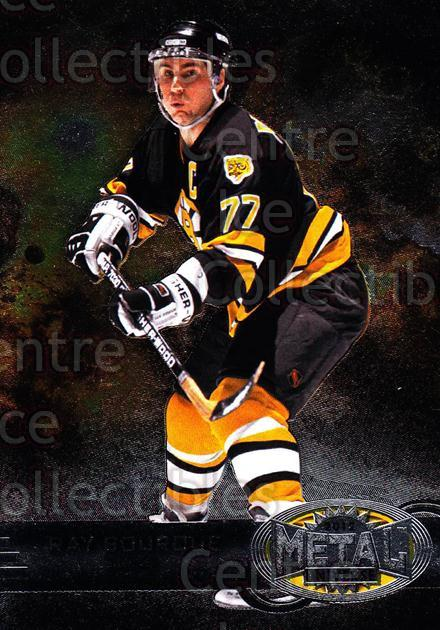 2012-13 Fleer Retro Metal Universe #45 Ray Bourque<br/>2 In Stock - $3.00 each - <a href=https://centericecollectibles.foxycart.com/cart?name=2012-13%20Fleer%20Retro%20Metal%20Universe%20%2345%20Ray%20Bourque...&quantity_max=2&price=$3.00&code=654315 class=foxycart> Buy it now! </a>