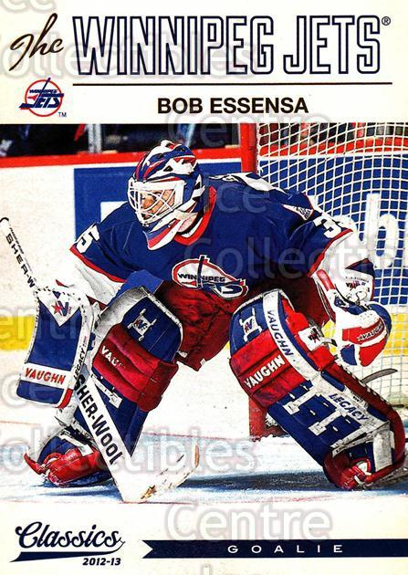2012-13 Classics Signatures #191 Bob Essensa<br/>2 In Stock - $2.00 each - <a href=https://centericecollectibles.foxycart.com/cart?name=2012-13%20Classics%20Signatures%20%23191%20Bob%20Essensa...&quantity_max=2&price=$2.00&code=654571 class=foxycart> Buy it now! </a>