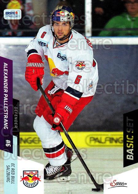 2014-15 Erste Bank Eishockey Liga EBEL Basic #29 Alexander Pallestrang<br/>4 In Stock - $2.00 each - <a href=https://centericecollectibles.foxycart.com/cart?name=2014-15%20Erste%20Bank%20Eishockey%20Liga%20EBEL%20Basic%20%2329%20Alexander%20Palle...&quantity_max=4&price=$2.00&code=654609 class=foxycart> Buy it now! </a>