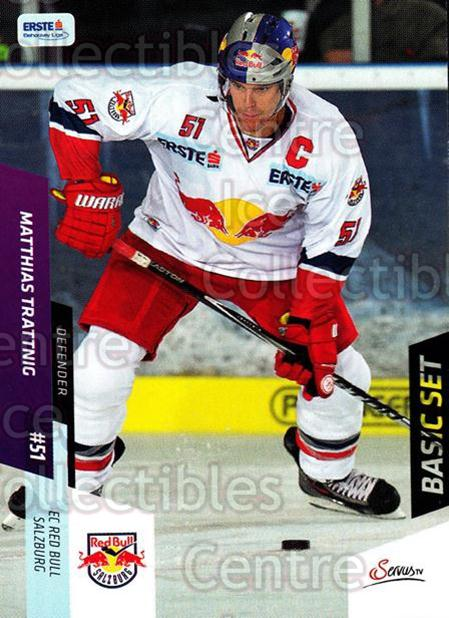 2014-15 Erste Bank Eishockey Liga EBEL Basic #30 Matthias Trattnig<br/>4 In Stock - $2.00 each - <a href=https://centericecollectibles.foxycart.com/cart?name=2014-15%20Erste%20Bank%20Eishockey%20Liga%20EBEL%20Basic%20%2330%20Matthias%20Trattn...&quantity_max=4&price=$2.00&code=654610 class=foxycart> Buy it now! </a>