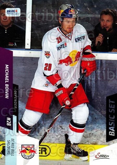 2014-15 Erste Bank Eishockey Liga EBEL Basic #31 Michael Boivin<br/>2 In Stock - $2.00 each - <a href=https://centericecollectibles.foxycart.com/cart?name=2014-15%20Erste%20Bank%20Eishockey%20Liga%20EBEL%20Basic%20%2331%20Michael%20Boivin...&quantity_max=2&price=$2.00&code=654611 class=foxycart> Buy it now! </a>