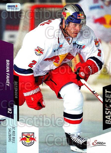 2014-15 Erste Bank Eishockey Liga EBEL Basic #32 Brian Fahey<br/>2 In Stock - $2.00 each - <a href=https://centericecollectibles.foxycart.com/cart?name=2014-15%20Erste%20Bank%20Eishockey%20Liga%20EBEL%20Basic%20%2332%20Brian%20Fahey...&quantity_max=2&price=$2.00&code=654612 class=foxycart> Buy it now! </a>