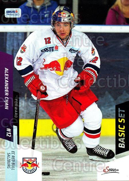 2014-15 Erste Bank Eishockey Liga EBEL Basic #44 Alexander Cijan<br/>3 In Stock - $2.00 each - <a href=https://centericecollectibles.foxycart.com/cart?name=2014-15%20Erste%20Bank%20Eishockey%20Liga%20EBEL%20Basic%20%2344%20Alexander%20Cijan...&quantity_max=3&price=$2.00&code=654624 class=foxycart> Buy it now! </a>