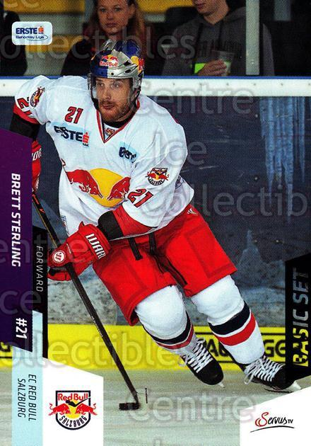 2014-15 Erste Bank Eishockey Liga EBEL Basic #46 Brett Sterling<br/>1 In Stock - $2.00 each - <a href=https://centericecollectibles.foxycart.com/cart?name=2014-15%20Erste%20Bank%20Eishockey%20Liga%20EBEL%20Basic%20%2346%20Brett%20Sterling...&quantity_max=1&price=$2.00&code=654626 class=foxycart> Buy it now! </a>