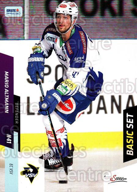 <a href=index.aspx?SetName=2014-15%20Erste%20Bank%20Eishockey%20Liga%20EBEL%20Basic>2014-15 Erste Bank Eishockey Liga EBEL Basic</a> #52 <a href=index.aspx?PlayerName=Mario%20Altmann> Mario Altmann</a><br/>2 in stock - $2.00 each - <a href=https://centericecollectibles.foxycart.com/cart?name=2014-15%20Erste%20Bank%20Eishockey%20Liga%20EBEL%20Basic%20%2352%20Mario%20Altmann...&price=$2.00&code=654632 class=foxycart> Buy it now! </a>