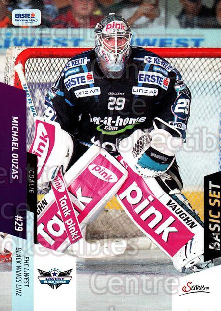 2014-15 Erste Bank Eishockey Liga EBEL Basic #73 Michael Ouzas<br/>4 In Stock - $2.00 each - <a href=https://centericecollectibles.foxycart.com/cart?name=2014-15%20Erste%20Bank%20Eishockey%20Liga%20EBEL%20Basic%20%2373%20Michael%20Ouzas...&quantity_max=4&price=$2.00&code=654653 class=foxycart> Buy it now! </a>