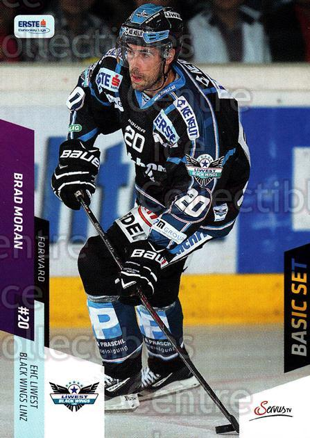 2014-15 Erste Bank Eishockey Liga EBEL Basic #90 Brad Moran<br/>2 In Stock - $2.00 each - <a href=https://centericecollectibles.foxycart.com/cart?name=2014-15%20Erste%20Bank%20Eishockey%20Liga%20EBEL%20Basic%20%2390%20Brad%20Moran...&quantity_max=2&price=$2.00&code=654670 class=foxycart> Buy it now! </a>