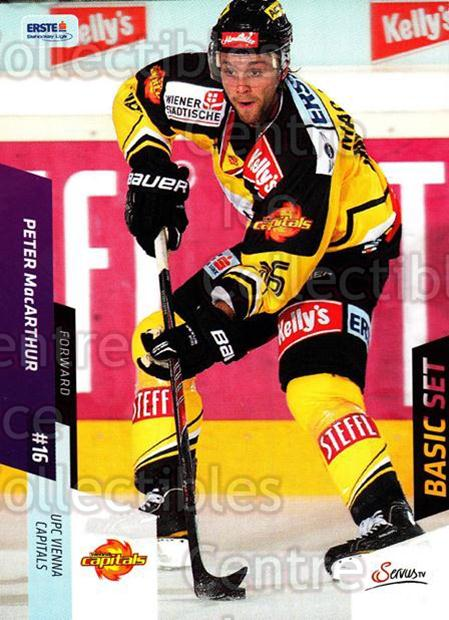 2014-15 Erste Bank Eishockey Liga EBEL Basic #120 Peter MacArthur<br/>2 In Stock - $2.00 each - <a href=https://centericecollectibles.foxycart.com/cart?name=2014-15%20Erste%20Bank%20Eishockey%20Liga%20EBEL%20Basic%20%23120%20Peter%20MacArthur...&quantity_max=2&price=$2.00&code=654700 class=foxycart> Buy it now! </a>