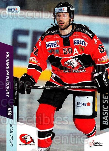 2014-15 Erste Bank Eishockey Liga EBEL Basic #127 Richard Pavlikovsky<br/>4 In Stock - $2.00 each - <a href=https://centericecollectibles.foxycart.com/cart?name=2014-15%20Erste%20Bank%20Eishockey%20Liga%20EBEL%20Basic%20%23127%20Richard%20Pavliko...&quantity_max=4&price=$2.00&code=654707 class=foxycart> Buy it now! </a>