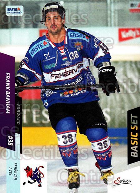 2014-15 Erste Bank Eishockey Liga EBEL Basic #155 Frank Banham<br/>1 In Stock - $2.00 each - <a href=https://centericecollectibles.foxycart.com/cart?name=2014-15%20Erste%20Bank%20Eishockey%20Liga%20EBEL%20Basic%20%23155%20Frank%20Banham...&price=$2.00&code=654735 class=foxycart> Buy it now! </a>