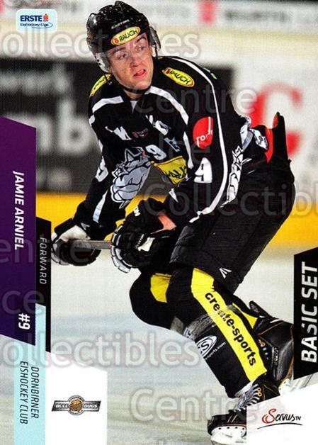 2014-15 Erste Bank Eishockey Liga EBEL Basic #191 Jamie Arniel<br/>4 In Stock - $2.00 each - <a href=https://centericecollectibles.foxycart.com/cart?name=2014-15%20Erste%20Bank%20Eishockey%20Liga%20EBEL%20Basic%20%23191%20Jamie%20Arniel...&price=$2.00&code=654771 class=foxycart> Buy it now! </a>