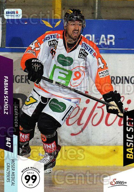 <a href=index.aspx?SetName=2014-15%20Erste%20Bank%20Eishockey%20Liga%20EBEL%20Basic>2014-15 Erste Bank Eishockey Liga EBEL Basic</a> #223 <a href=index.aspx?PlayerName=Fabian%20Scholz> Fabian Scholz</a><br/>3 in stock - $2.00 each - <a href=https://centericecollectibles.foxycart.com/cart?name=2014-15%20Erste%20Bank%20Eishockey%20Liga%20EBEL%20Basic%20%23223%20Fabian%20Scholz...&price=$2.00&code=654803 class=foxycart> Buy it now! </a>