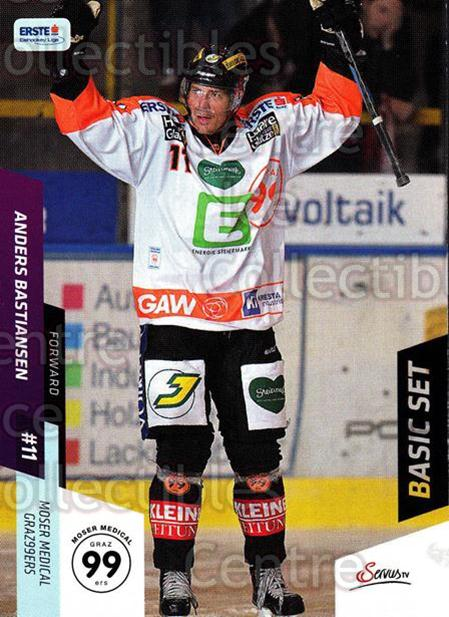 2014-15 Erste Bank Eishockey Liga EBEL Basic #234 Anders Bastiansen<br/>2 In Stock - $2.00 each - <a href=https://centericecollectibles.foxycart.com/cart?name=2014-15%20Erste%20Bank%20Eishockey%20Liga%20EBEL%20Basic%20%23234%20Anders%20Bastians...&quantity_max=2&price=$2.00&code=654814 class=foxycart> Buy it now! </a>