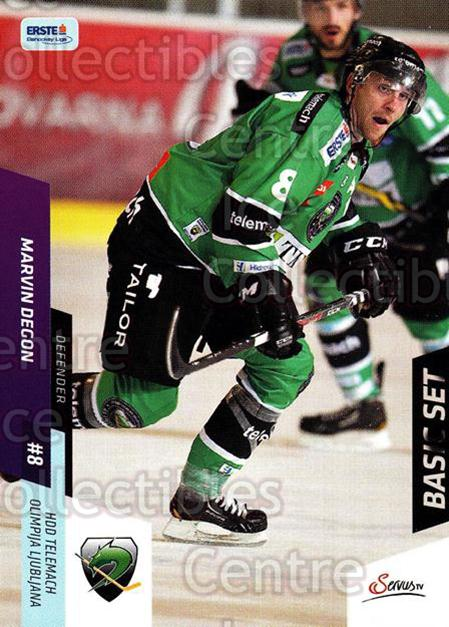 2014-15 Erste Bank Eishockey Liga EBEL Basic #248 Marvin Degon<br/>3 In Stock - $2.00 each - <a href=https://centericecollectibles.foxycart.com/cart?name=2014-15%20Erste%20Bank%20Eishockey%20Liga%20EBEL%20Basic%20%23248%20Marvin%20Degon...&quantity_max=3&price=$2.00&code=654828 class=foxycart> Buy it now! </a>