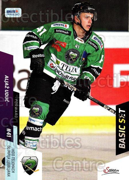 2014-15 Erste Bank Eishockey Liga EBEL Basic #261 Aljaz Uduc<br/>3 In Stock - $2.00 each - <a href=https://centericecollectibles.foxycart.com/cart?name=2014-15%20Erste%20Bank%20Eishockey%20Liga%20EBEL%20Basic%20%23261%20Aljaz%20Uduc...&quantity_max=3&price=$2.00&code=654841 class=foxycart> Buy it now! </a>