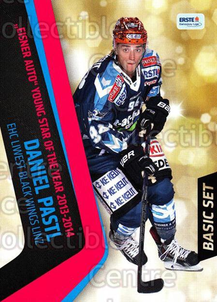 2014-15 Erste Bank Eishockey Liga EBEL Basic #292 Daniel Pastl<br/>4 In Stock - $2.00 each - <a href=https://centericecollectibles.foxycart.com/cart?name=2014-15%20Erste%20Bank%20Eishockey%20Liga%20EBEL%20Basic%20%23292%20Daniel%20Pastl...&quantity_max=4&price=$2.00&code=654872 class=foxycart> Buy it now! </a>