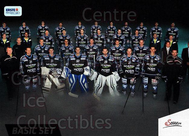 2014-15 Erste Bank Eishockey Liga EBEL Basic #296 Black Wings Linz<br/>4 In Stock - $2.00 each - <a href=https://centericecollectibles.foxycart.com/cart?name=2014-15%20Erste%20Bank%20Eishockey%20Liga%20EBEL%20Basic%20%23296%20Black%20Wings%20Lin...&quantity_max=4&price=$2.00&code=654876 class=foxycart> Buy it now! </a>