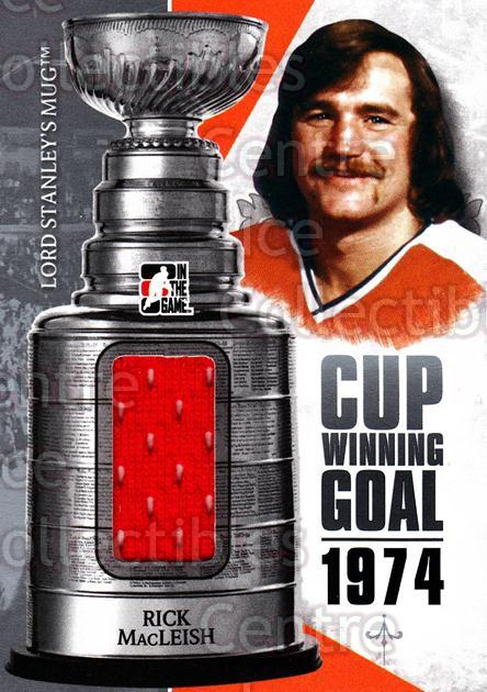 2013-14 ITG Lord Stanley's Mug Cup Winning Goals Jerseys #19 Rick MacLeish<br/>2 In Stock - $10.00 each - <a href=https://centericecollectibles.foxycart.com/cart?name=2013-14%20ITG%20Lord%20Stanley's%20Mug%20Cup%20Winning%20Goals%20Jerseys%20%2319%20Rick%20MacLeish...&price=$10.00&code=655157 class=foxycart> Buy it now! </a>