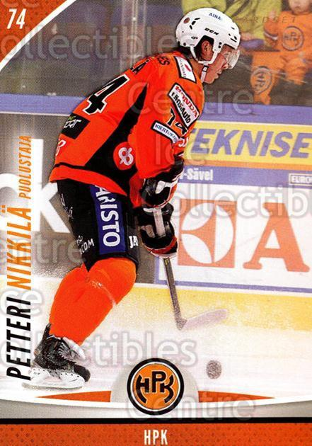 2015-16 Finnish Cardset #27 Petteri Nikkila<br/>3 In Stock - $2.00 each - <a href=https://centericecollectibles.foxycart.com/cart?name=2015-16%20Finnish%20Cardset%20%2327%20Petteri%20Nikkila...&quantity_max=3&price=$2.00&code=655379 class=foxycart> Buy it now! </a>