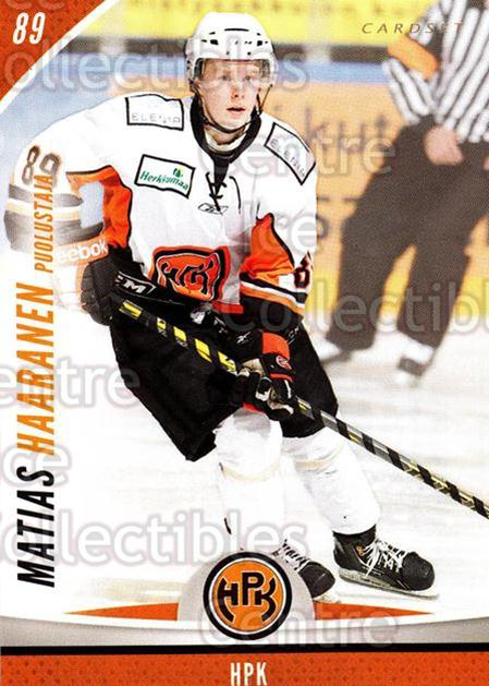 2015-16 Finnish Cardset #28 Matias Haaranen<br/>4 In Stock - $2.00 each - <a href=https://centericecollectibles.foxycart.com/cart?name=2015-16%20Finnish%20Cardset%20%2328%20Matias%20Haaranen...&quantity_max=4&price=$2.00&code=655380 class=foxycart> Buy it now! </a>
