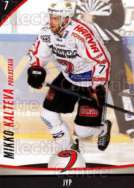 2015-16 Finnish Cardset #52 Mikko Kalteva<br/>3 In Stock - $2.00 each - <a href=https://centericecollectibles.foxycart.com/cart?name=2015-16%20Finnish%20Cardset%20%2352%20Mikko%20Kalteva...&quantity_max=3&price=$2.00&code=655404 class=foxycart> Buy it now! </a>