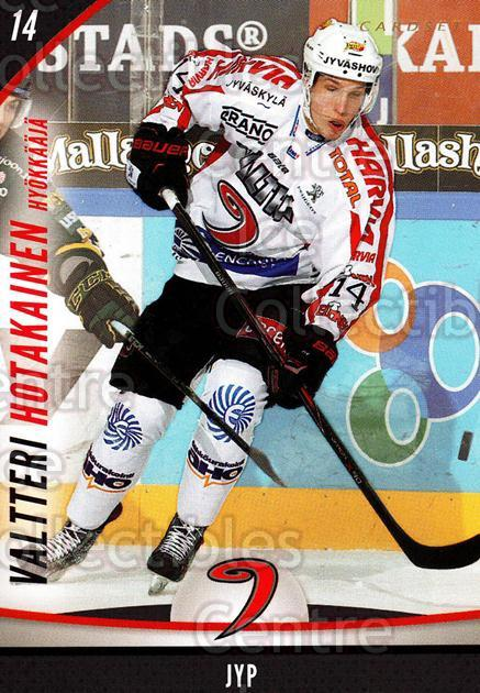 2015-16 Finnish Cardset #54 Valtteri Hotakainen<br/>3 In Stock - $2.00 each - <a href=https://centericecollectibles.foxycart.com/cart?name=2015-16%20Finnish%20Cardset%20%2354%20Valtteri%20Hotaka...&quantity_max=3&price=$2.00&code=655406 class=foxycart> Buy it now! </a>