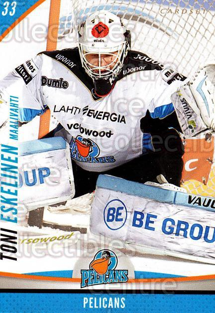 2015-16 Finnish Cardset #109 Toni Eskelinen<br/>1 In Stock - $2.00 each - <a href=https://centericecollectibles.foxycart.com/cart?name=2015-16%20Finnish%20Cardset%20%23109%20Toni%20Eskelinen...&quantity_max=1&price=$2.00&code=655461 class=foxycart> Buy it now! </a>