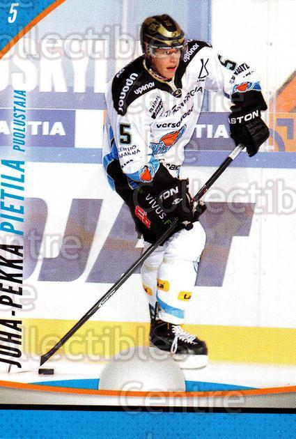 2015-16 Finnish Cardset #110 Juha-Pekka Pietila<br/>2 In Stock - $2.00 each - <a href=https://centericecollectibles.foxycart.com/cart?name=2015-16%20Finnish%20Cardset%20%23110%20Juha-Pekka%20Piet...&quantity_max=2&price=$2.00&code=655462 class=foxycart> Buy it now! </a>