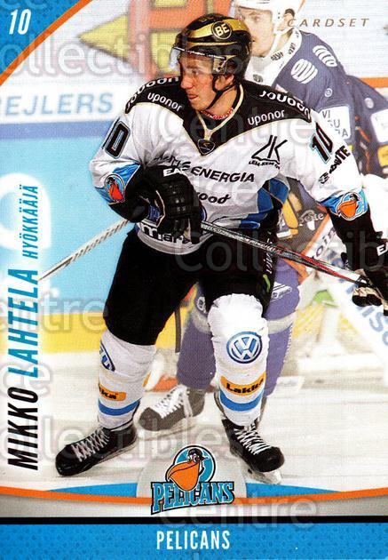 2015-16 Finnish Cardset #114 Mikko Lahtela<br/>3 In Stock - $2.00 each - <a href=https://centericecollectibles.foxycart.com/cart?name=2015-16%20Finnish%20Cardset%20%23114%20Mikko%20Lahtela...&quantity_max=3&price=$2.00&code=655466 class=foxycart> Buy it now! </a>