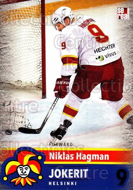 2015-16 Finnish Jokerit Helsinki Sereal #A13 Niklas Hagman<br/>11 In Stock - $2.00 each - <a href=https://centericecollectibles.foxycart.com/cart?name=2015-16%20Finnish%20Jokerit%20Helsinki%20Sereal%20%23A13%20Niklas%20Hagman...&quantity_max=11&price=$2.00&code=655569 class=foxycart> Buy it now! </a>