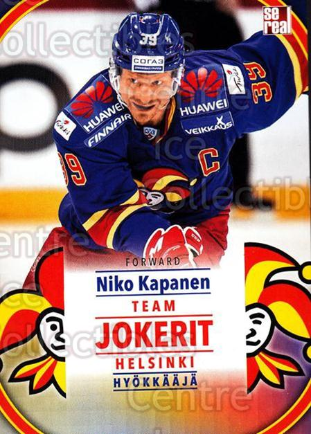 2015-16 Finnish Jokerit Helsinki Sereal #T07 Niko Kapanen<br/>10 In Stock - $2.00 each - <a href=https://centericecollectibles.foxycart.com/cart?name=2015-16%20Finnish%20Jokerit%20Helsinki%20Sereal%20%23T07%20Niko%20Kapanen...&quantity_max=10&price=$2.00&code=655587 class=foxycart> Buy it now! </a>