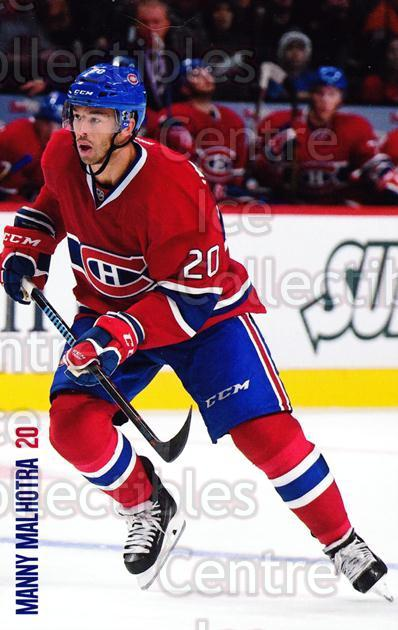 2014-15 Montreal Canadiens Postcards #10 Manny Malhotra<br/>1 In Stock - $3.00 each - <a href=https://centericecollectibles.foxycart.com/cart?name=2014-15%20Montreal%20Canadiens%20Postcards%20%2310%20Manny%20Malhotra...&quantity_max=1&price=$3.00&code=656034 class=foxycart> Buy it now! </a>